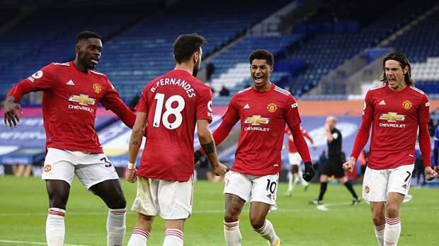 «Манчестер Юнайтед» и «Саутгемптон» повторили рекорд АПЛ
