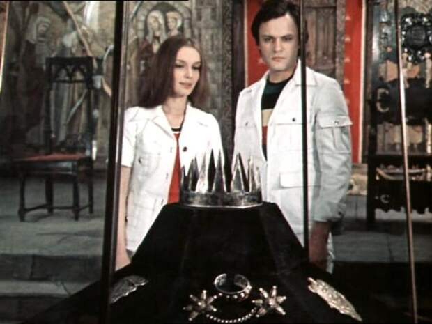 Наталия Трубникова и Николай Еременко в фильме *31 июня*, 1978   Фото: kino-teatr.ru