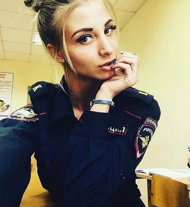 1. девушки, красота, мвд, пилотка, полиция, россия, форма