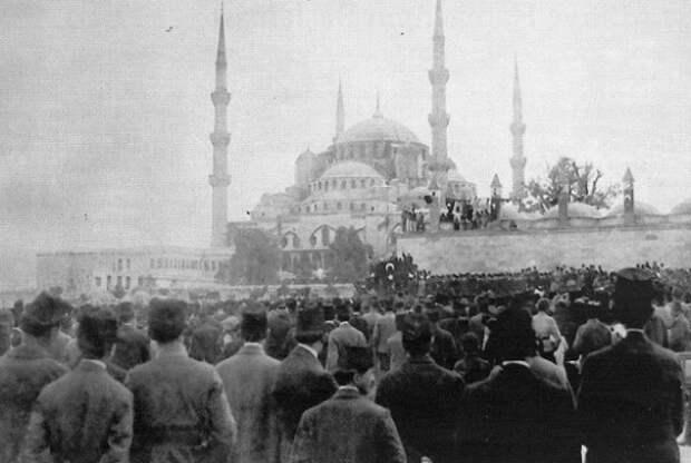 Как бы изменился мир, если бы Сталин отобрал Босфор у Турции?