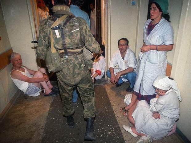 Буденновск. 1995.