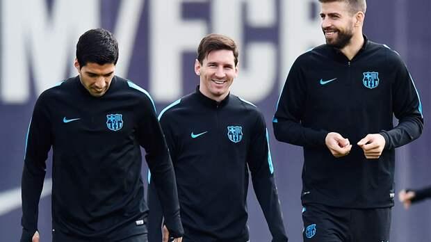 Пике: «Мы надеемся, что Месси останется в «Барселоне»