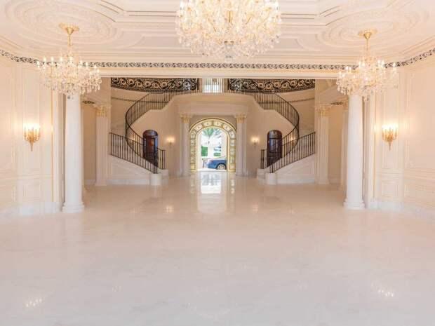 Внутри Le Palais Royal — самого дорогого особняка в США стоимостью 159 млн долларов