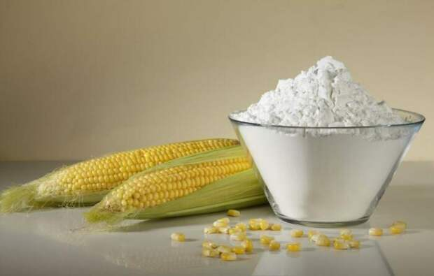 Кукурузный крахмал сделает любое блюдо особенно вкусным / Фото: newauction.com.ua