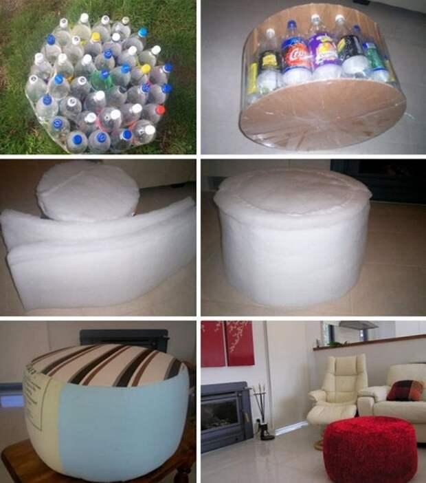 10 оригинальных способов использовать старые пластиковые бутылки в быту