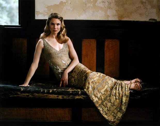 Рене Зеллвегер (Renee Zellweger) в фотосессии Стивена Майзела (Steven Meisel) (1998), фото 5