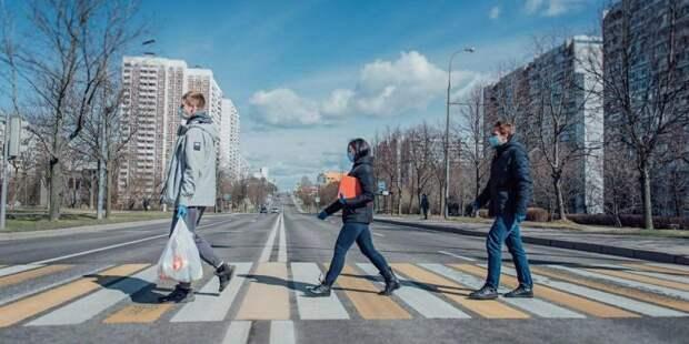 Проект Собянина «Московское долголетие» помогает пожилым на дому. Фото: mos.ru
