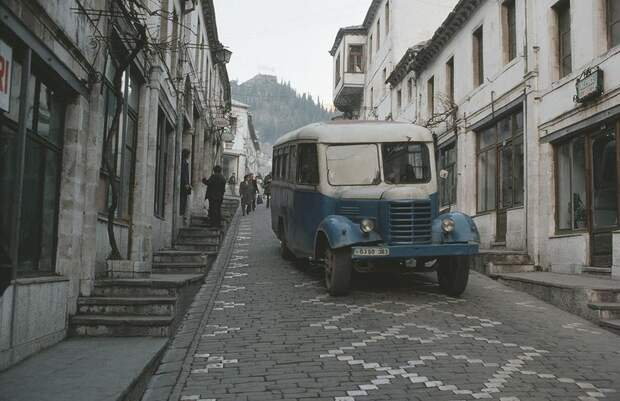 1990 Albania Girokaster by Martin Parr.jpg