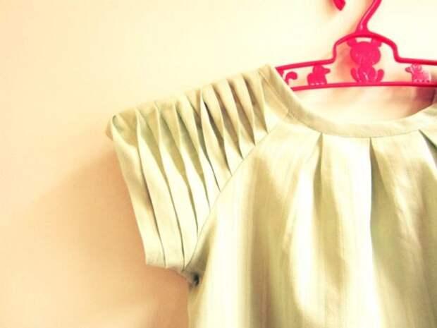 Идеи по пошиву рукавов