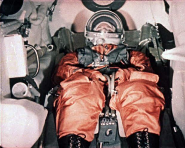 «Поехали!»: Ровно 60 лет назад Юрий Гагарин стал первым человеком в космосе