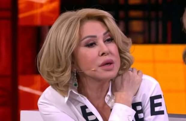 """Любовь Успенская: """"Недавно я узнала, что мама не умерла, а ее убили"""""""