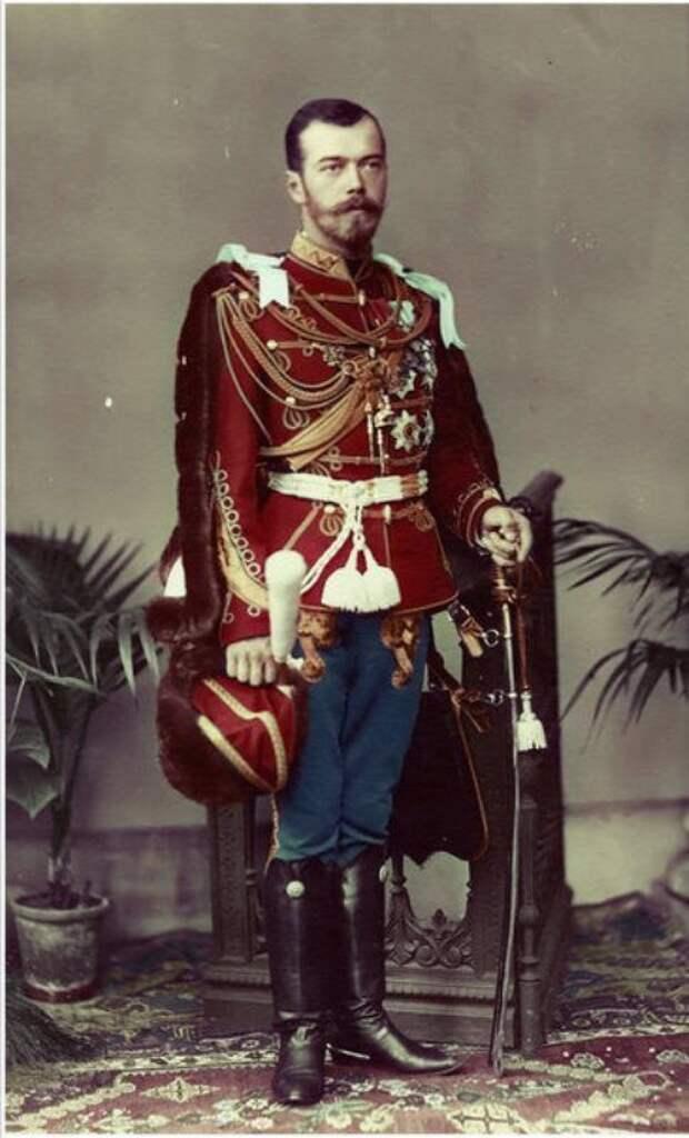 Немного о правлении Императора Николая II Александровича