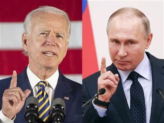 Байден обвиняет Россию во вмешательстве в выборы