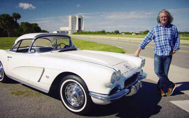 10 самых крутых автомобилей Джеймса Мэя