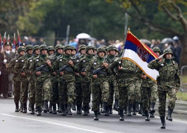 Сербский мораторий заморозит несколько учений с НАТО