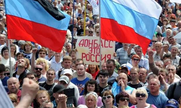 Доктрина «Русский Донбасс» исключает любые рефлексии по «правильной Украине»