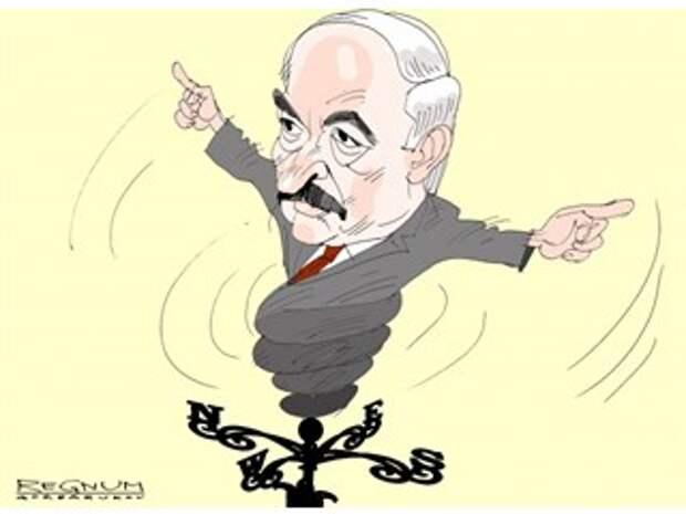 Лукашенко продолжает доить Россию. Россия платит и молчит