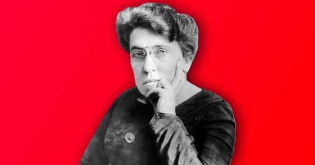 9 исторических фактов об анархистке «красной Эмме», которую боялись в США