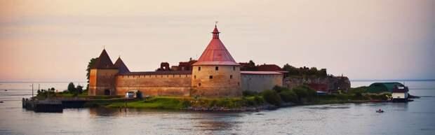 Захватывающие русские островные крепости