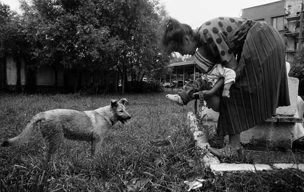 Фотограф Евгений Канаев: «Казань и казанцы в 90-е» 43
