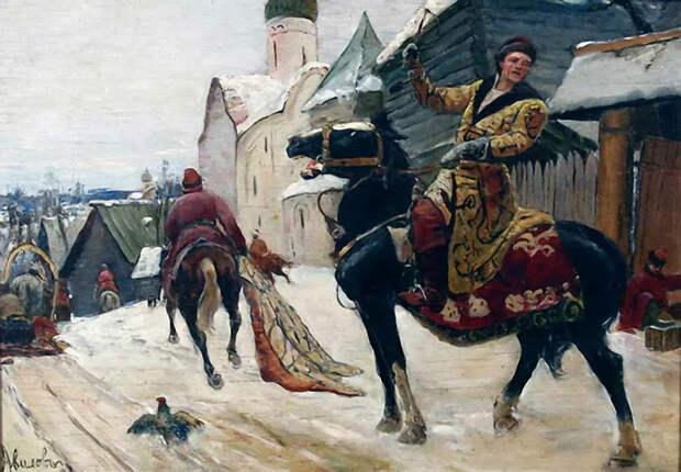 «Особые» тюрьмы для знати в России XVII века?