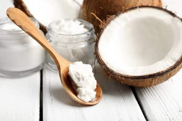 Кокосовое масло крайне полезно для здоровья еда, ложные факты, суперпродукты