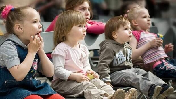 дети. фото из открытых источников