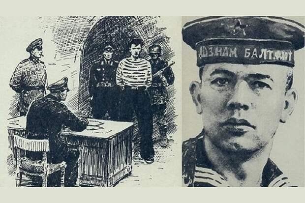 «Нацисты разожгли под ним костер, но он продолжал молчать»