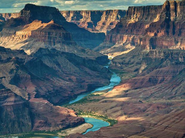 Красивейшие национальные парки планеты