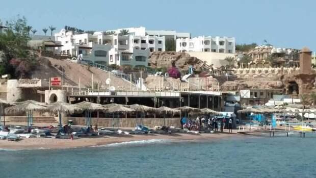 В МИД РФ допустили скорое возобновление чартеров на египетские курорты