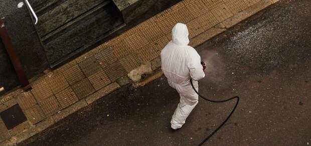 В Москве выявлен новый рекорд заболеваемости коронавирусом