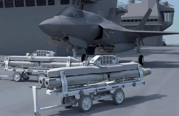 Мини-революция по-британски: ракета для F-35 способна изменить правила игры
