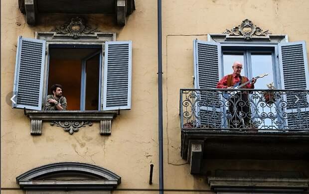 Итальянцы сами вырыли себе яму под вирусы