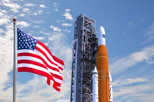 США столкнулись с бессилием снова попасть на Луну