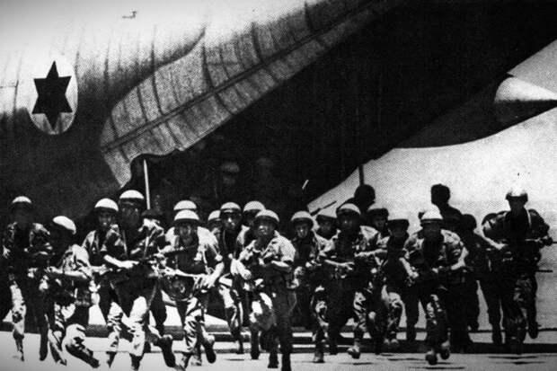 Освобождение заложников по моссадовски