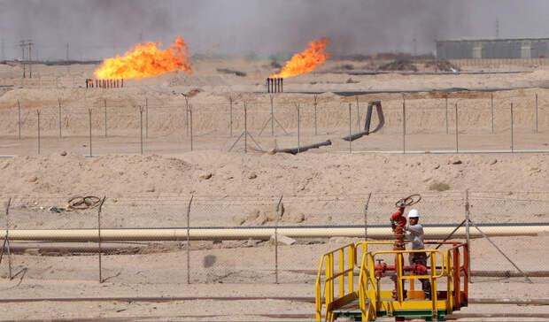 Месторождение нефти обстреляли боевики насевере Ирака