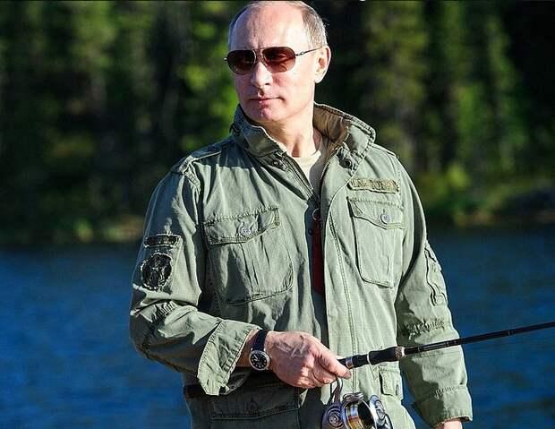 Моложавый Путин довел украинцев до дикой истерики