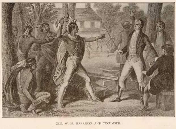 Почему проклятие Текумсе убивало президентов США