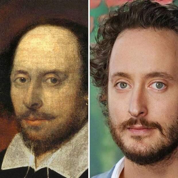 Известные исторические личности: как они выглядели бы сегодня