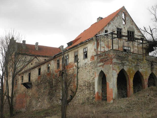 Георгенбург. Фото: Wikswat, ru.wikipedia.org