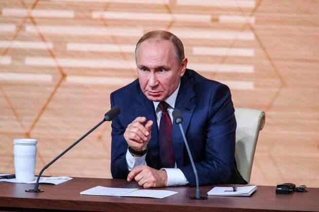 Путина коробят слишком высокие зарплаты глав ряда госкомпаний