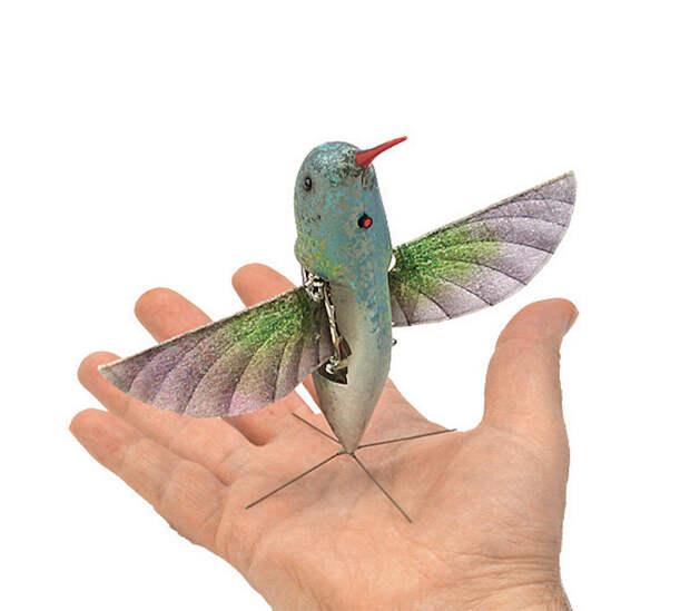 AeroVironment Nano Hummingbird