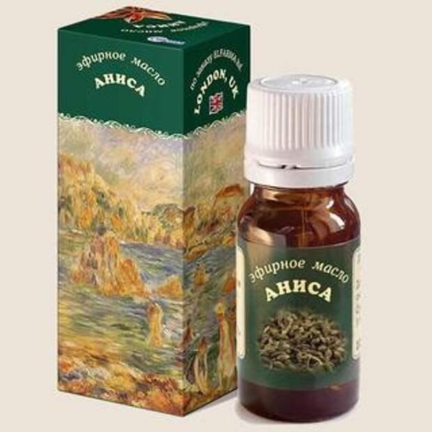 Эфирное масло аниса.