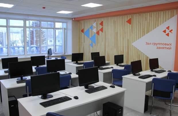 В Ачинске открылся первый в регионе модернизированный центр занятости