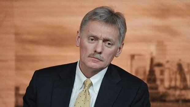 Песков: в Кремле следят за ситуацией с COVID-19 перед голосованием