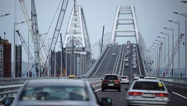 Специалисты: Крым после ввода моста нуждается в центре логистики