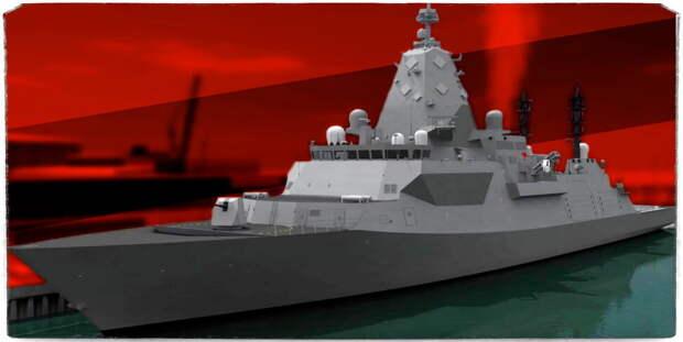 У «Горшкова» появился серьёзный «конкурент», откуда не ждали – британский фрегат типа 26.