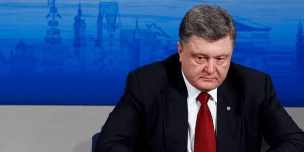 Крым подаст иск к Петру Порошенко