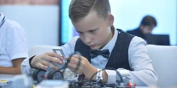 Наталья Сергунина: В Москве проведут соревнования по робототехнике DJI RoboMaster Youth. Фото: mos.ru