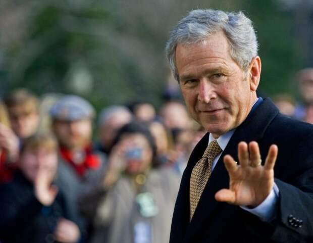 Буш считает, что Трамп имеет право добиваться пересчета голосов